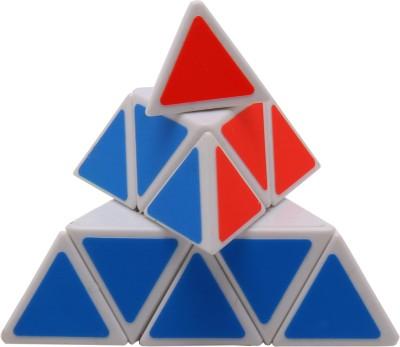 Toyland Kung Fu Pyramix White 9*9*9