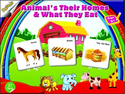 Ratnas Animals Their Home And What They Eat