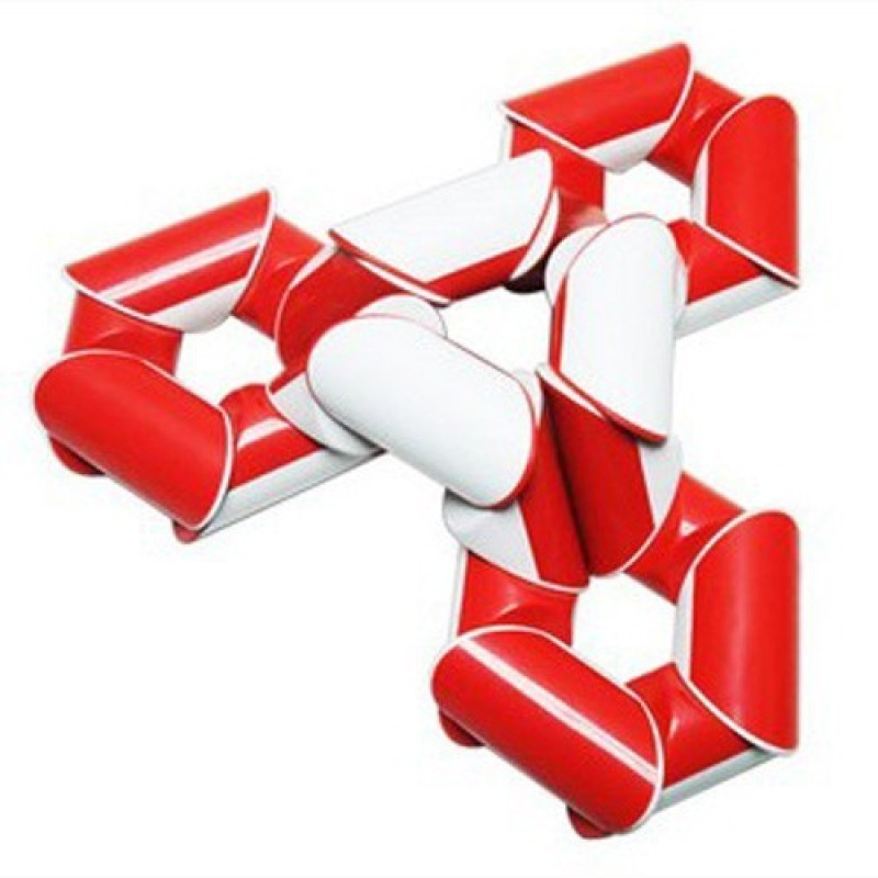 Stylezit Qiyi Snake Cube Red(1 Pieces)