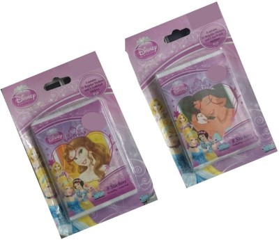 TOPPS INDIA DISNEY PRINCESS STICKER MULTIPACK 2SET