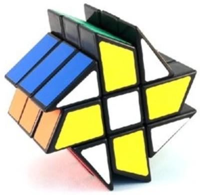 YJ Windmill Cube Black Base