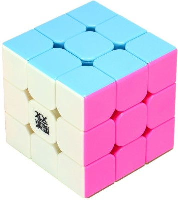 SCMU MoYu Aolong V2 Enhanced 2nd Batch (Stickerless Pink)
