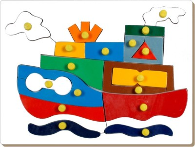 Little Genius Ship Tray