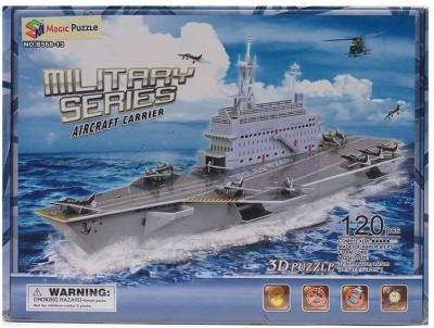 China Topwin 3D Puzzle-Aricraft Carrier