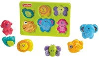 Fisher Price Growing Baby - Animal Activity Puzzle best price on Flipkart @ Rs. 599
