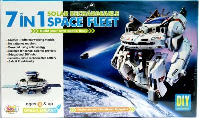 sharp n style 7 In 1 Space Fleet Robot