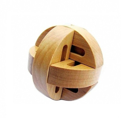 GeekGoodies Spheroid Ball Wooden
