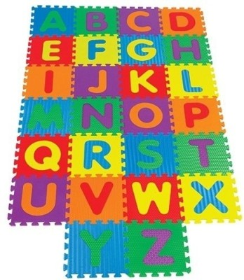 Lovely Collection Eva Mat Puzzle Blocks