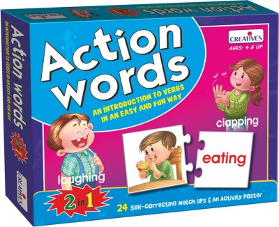 Creative's Action Words