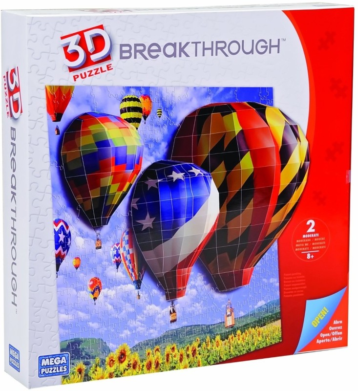 Mega Blocks Breakthrough Balloons Level 2(200 Pieces)