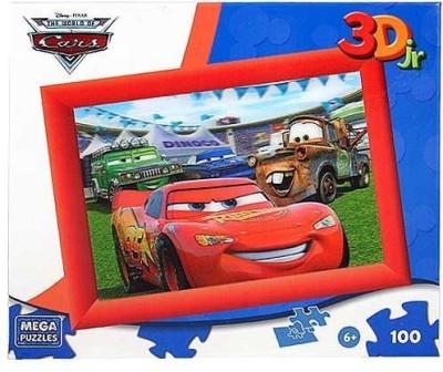 Disney Pixar Cars 3d Hanging out at Fillmores