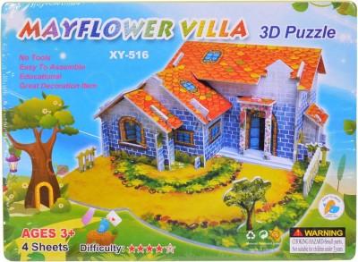 Super Puzzle The Mayflower Villa