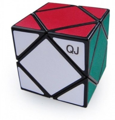ShopperBay QJ SkewB Black Base Cube