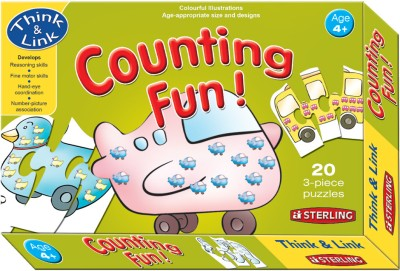 Sterling Counting fun