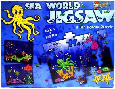 Sunny Sea World Jigsaw