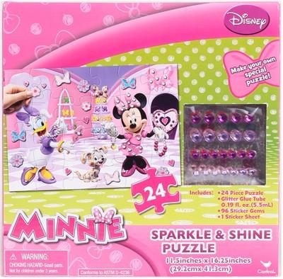 Cardinal Disney Minnie Fashion Puzzle