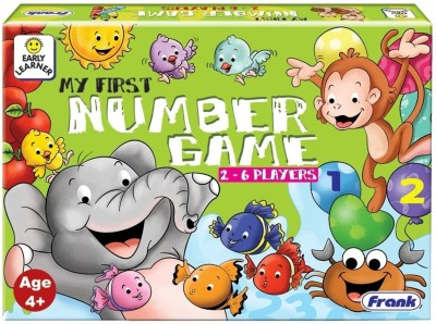 Frank My First Number Game