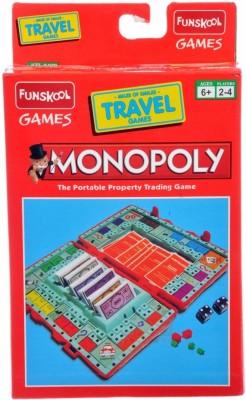 Funskool Travel Monopoly
