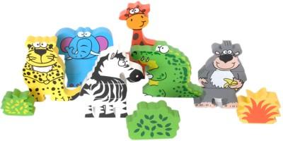 Tidlo Wild Animal Animags
