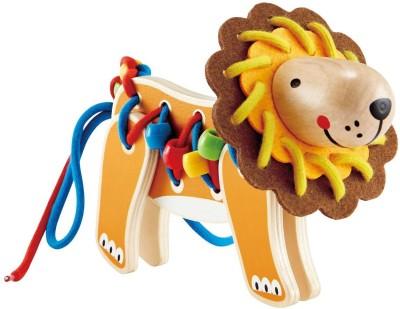 Hape Early Explorer - Lacing Lion Toy