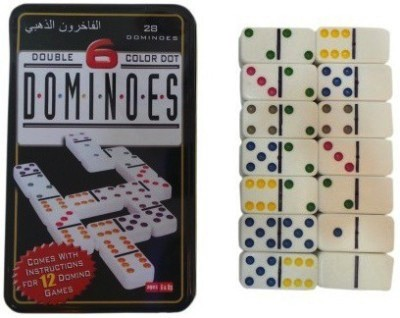 E,Shop Dominoes Puzzle Game