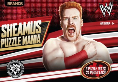 Brands Sheamus Puzzle Mania