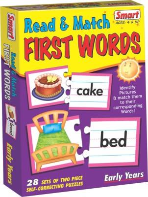 Smart Read & Match First Words