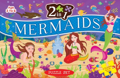 ART FACTORY 2 IN 1 MERMAID