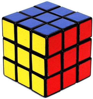 A R ENTERPRISES multi colore MAGIC CUBE 3*3