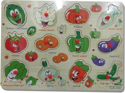 DCS Junior Veggi Puzzle