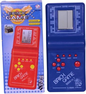 Eklavya Brick Game 9999 In 1