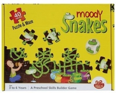 Chalk and Chuckles Moody Snakes