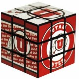 Game Day Outfitters Ncaa Utah Utes Toy Puzzle Cube (1 Pieces)