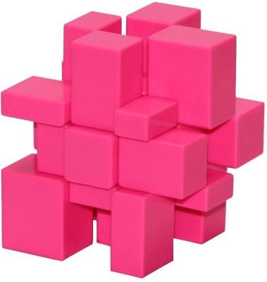 YuXin ZhiSheng Mirror Cube Pink
