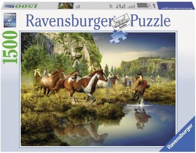 Ravensburger Wild Horses Jigsaw Puzzle