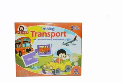 Zupplez Learning Transport