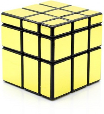 Stylezit Mirrorcube Gold Color