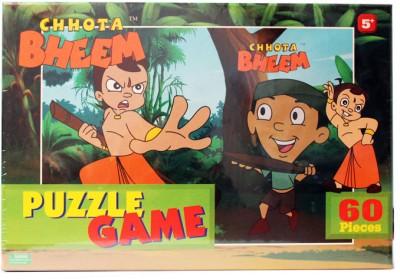 Chhota Bheem Puzzle Game