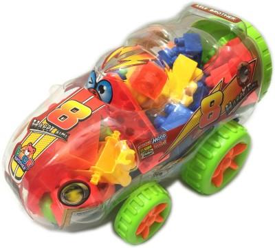 Bento Mind Puzzles With Big Car