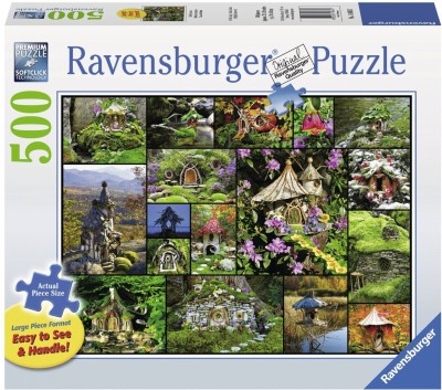Ravensburger Fairy Houses Large Format