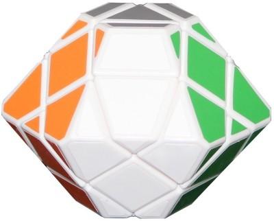 DianSheng UFO Tetrakaidecahedron cube White