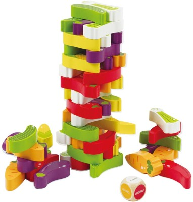 Hape Early Explorer Stacking Veggie Skill Game