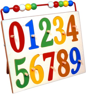 Tomafo Number with Beads