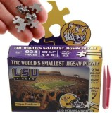 Tdc Games NCAA LSU Fightin Tigers World's Smallest Puzzle (234 Pieces)