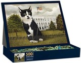 Lang Patriotic Cat By Lowell Herrero Puz...