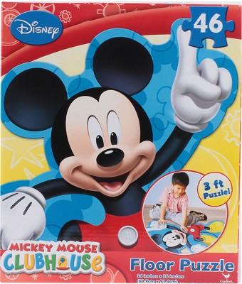 Cardinal Disney Mickey 3 Floor Puzzle