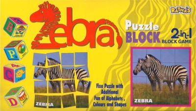 Ratnas Zebra Block