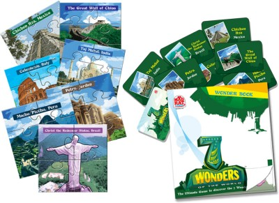 MadRat Games 7 Wonders of the World
