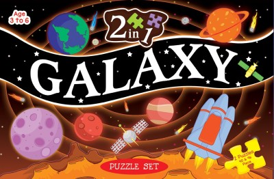 ART FACTORY 2 IN 1 GALAXY
