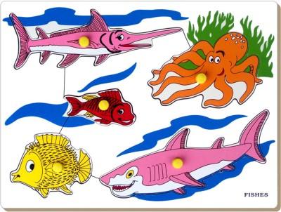 Little Genius Fish Tray